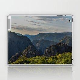 Black Canyon of the Gunnison National Park at Sunrise Laptop & iPad Skin