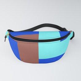 Modular Stripes Fanny Pack