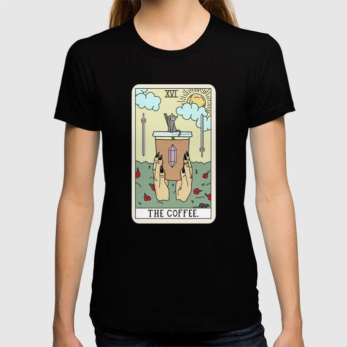 COFFEE READING T-shirt