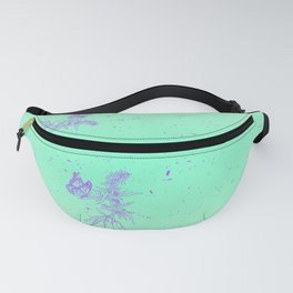 Fly High Ladies Fanny Pack