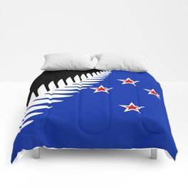 Proposed new national flag design for New Zealand Comforters