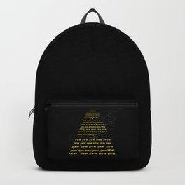 PEW PEW PEW Backpack
