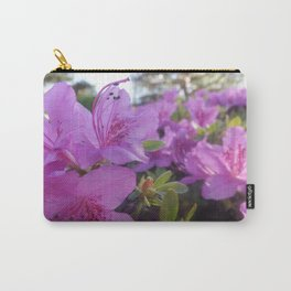 Flower Close Up Carry-All Pouch