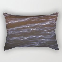Water Meditation Rectangular Pillow