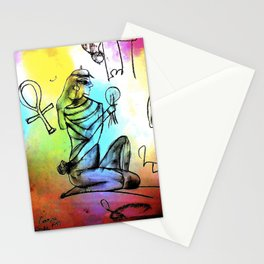 Hatshepsut Rising Stationery Cards