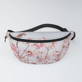 Cherry Blossom Sky Fanny Pack