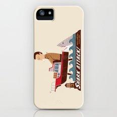 Shark Attack Slim Case iPhone (5, 5s)