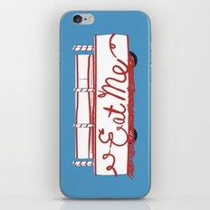Eat Me Deathmobile Van iPhone & iPod Skin