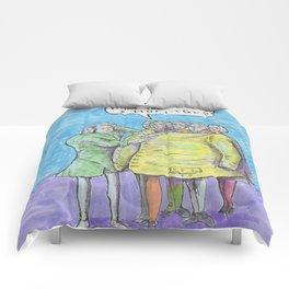 Homage Comforters