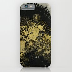 Black and gold Slim Case iPhone 6s