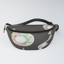 Easily Distracted Fanny Pack