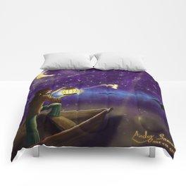 Releasing the Fairy Comforters
