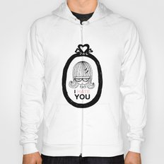 I Hate You / Picture Hoody