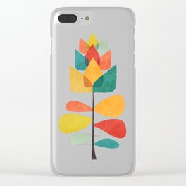 Spring Time Memory Clear iPhone Case
