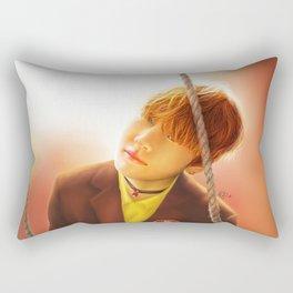 Taehyung Rectangular Pillow