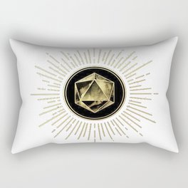 ODESZA BLACK 2 Rectangular Pillow