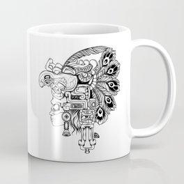 Mayan Warrior Coffee Mug