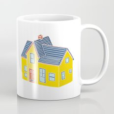 Little Yellow House with a Big Porch Mug