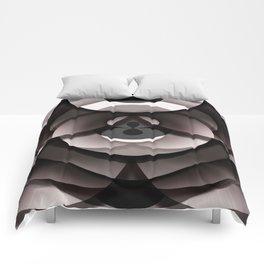 Overlay Doughnut Box Comforters