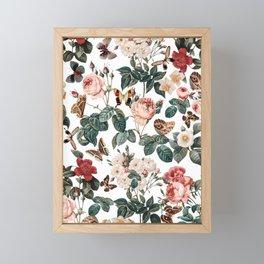 Botanical Forest Framed Mini Art Print