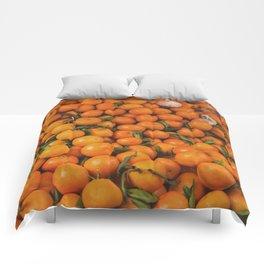 clémentine feuille Comforters