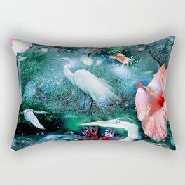 Mystical Morning Rectangular Pillow