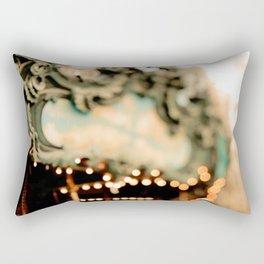 Dreamy Carousel  Rectangular Pillow