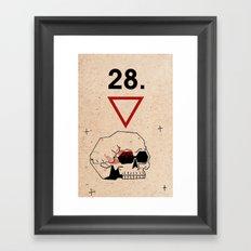 28. Framed Art Print