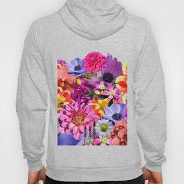 Flowers Explosion Hoody