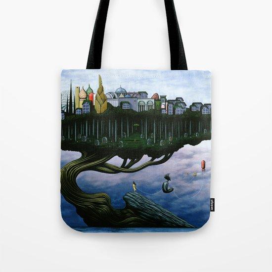 The Actuarium Tote Bag