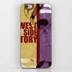 West Side Story iPhone & iPod Skin