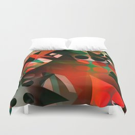 dead halt Duvet Cover