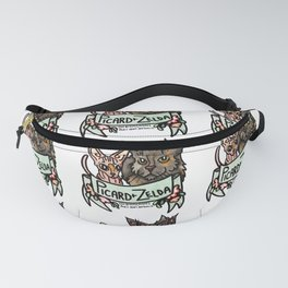 Picard & Zelda's First Birthday Fanny Pack