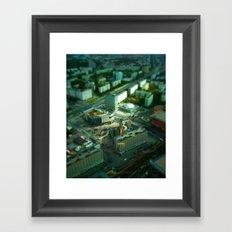 Mini Berlin I Framed Art Print