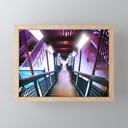 Quincy Down Framed Mini Art Print