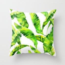 Caribbean Breeze Throw Pillow