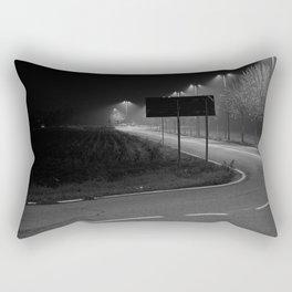 Late Night Walk 02 Rectangular Pillow