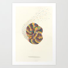 SlowRoll Art Print