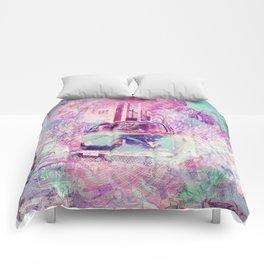 E_Wagon Dreams aka Hippies' Favorite Commuter Comforters