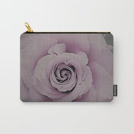 Lavender Rose 2 Carry-All Pouch
