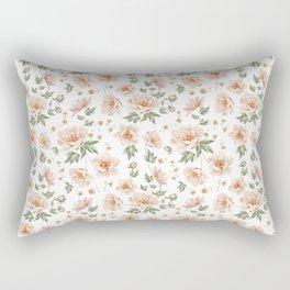 Flower samless pattern Rectangular Pillow