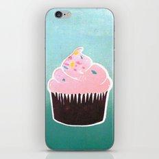 Cotton Candy Cream iPhone & iPod Skin