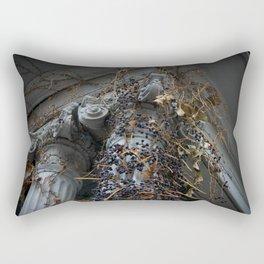 Old Porch Rectangular Pillow