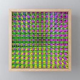 Extruded Framed Mini Art Print