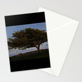 Lonely Tree - 222 Stationery Cards