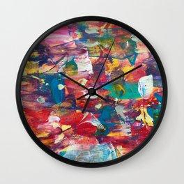 Merry Xmas no.1 Wall Clock