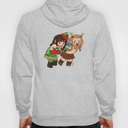 Holiday Dwarves Hoody