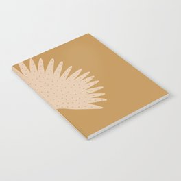 Palm Leaf Notebook