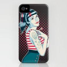 Cross My Heart Slim Case iPhone (4, 4s)