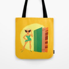 So soft you'll swear it's from CloudNine! Tote Bag